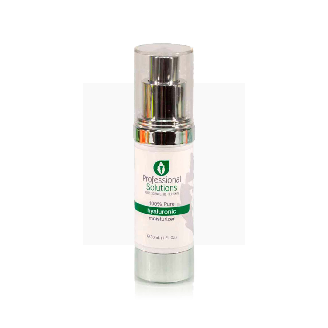 Professional Solutions 100% Pure Hyaluronic Moisturizer - Увлажняющий гель со 100% гиалуроновой кислотой | DoctorProffi.ru
