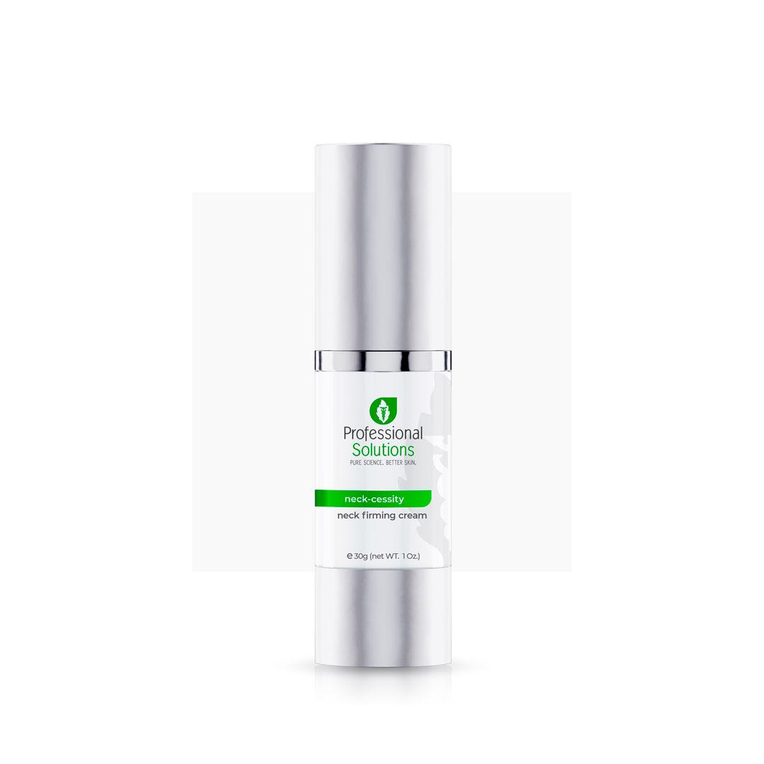 Professional Solutions Neck-Cessity Firming Cream - Укрепляющий крем для ухода за кожей шеи | DoctorProffi.ru