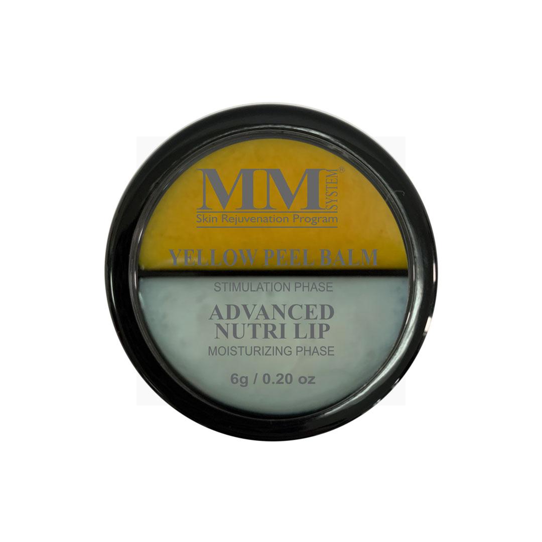 Mene & Moy System Yellow Peel Balm - Бальзам для увеличения объёма губ | DoctorProffi.ru