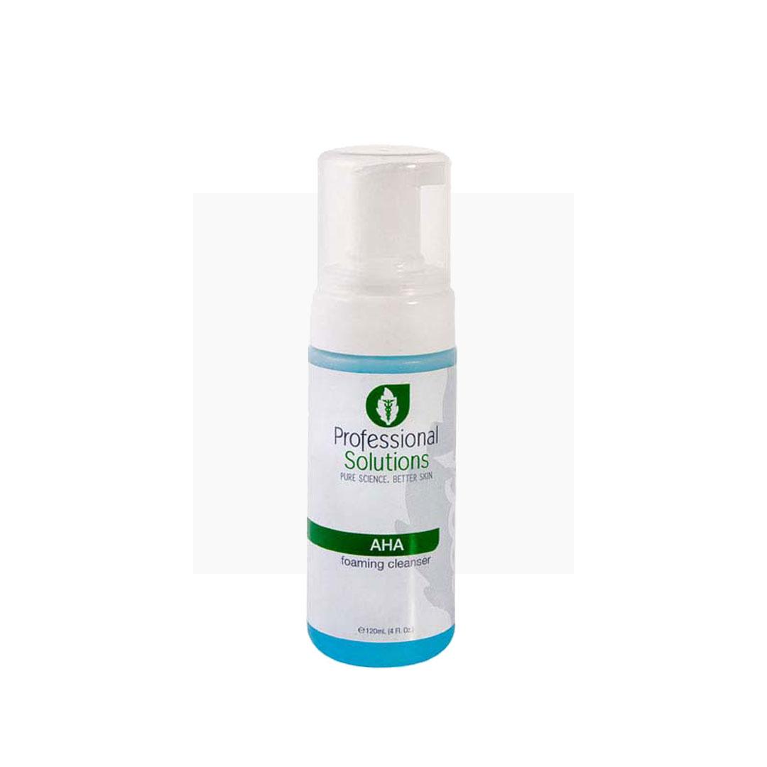 Professional Solutions AHA Foaming Cleanser - Очищающая пенка с альфа-оксикислотами | DoctorProffi.ru