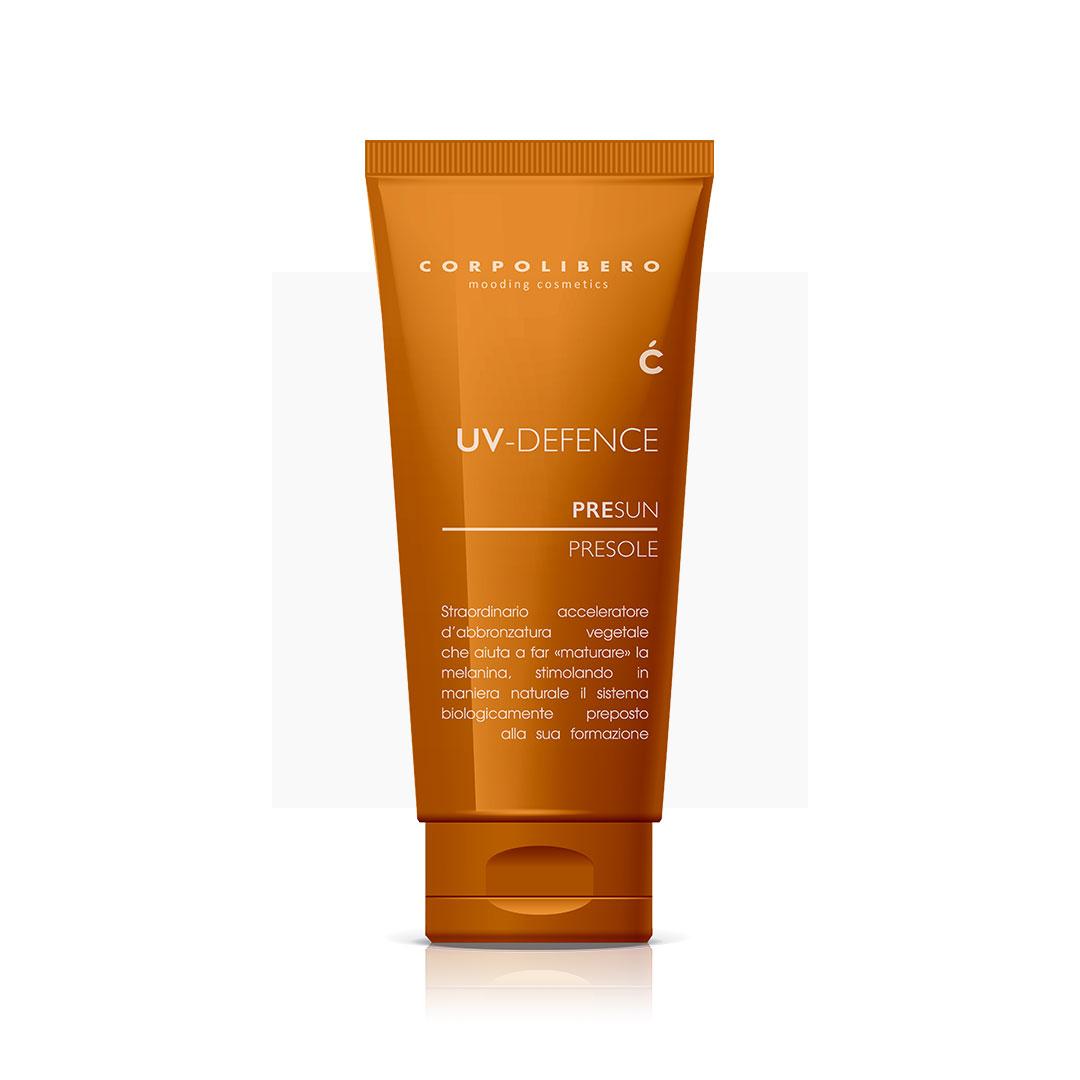Corpolibero PRESUN Cream - Крем для загара | DoctorProffi.ru