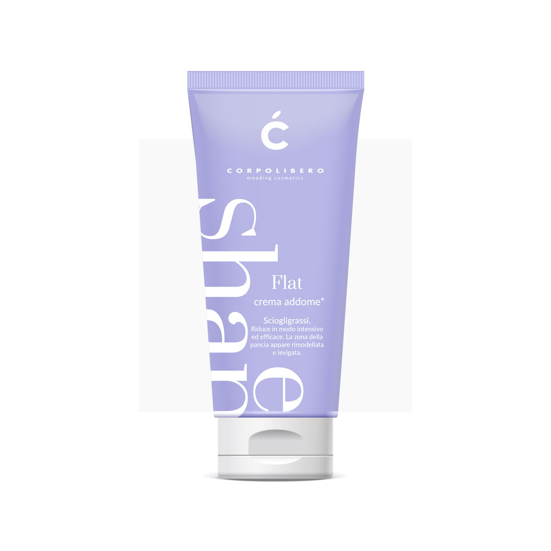 Corpolibero Flat Cream - Крем для живота   DoctorProffi.ru