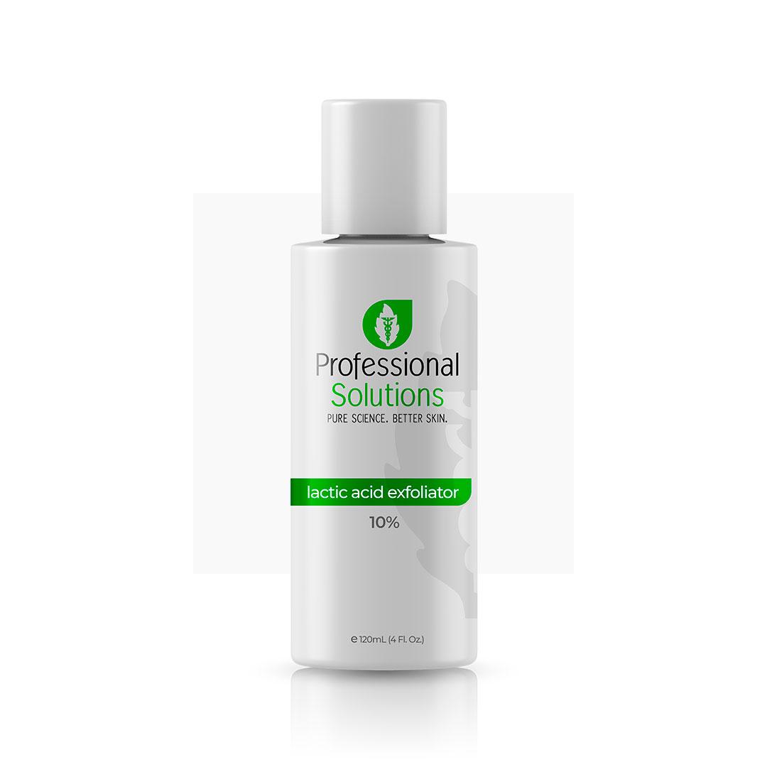 Professional Solutions Lactic Acid Exfoliator 10% - Отшелушивающее средство с молочной кислотой 10% | DoctorProffi.ru