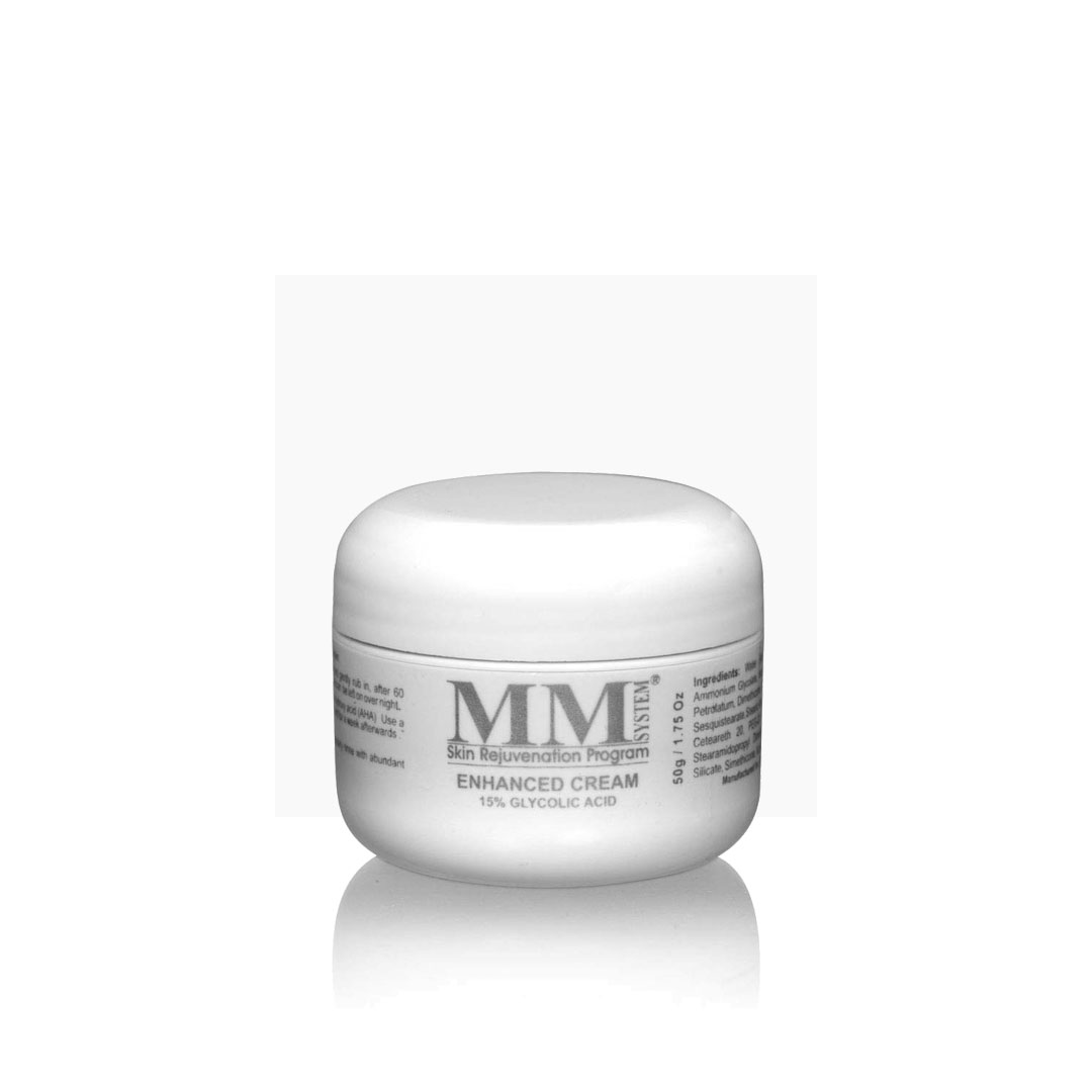Mene & Moy System Enhanced Cream 15% Glycolic Acid - Восстанавливающий крем | DoctorProffi.ru