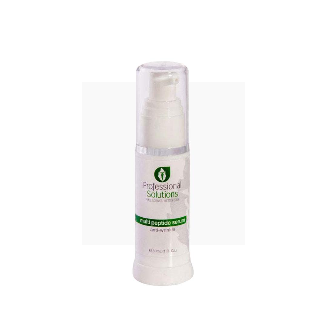 Professional Solutions Multi Peptide Serum Anti-Wrinkle - Мультипептидная сыворотка против морщин | DoctorProffi.ru