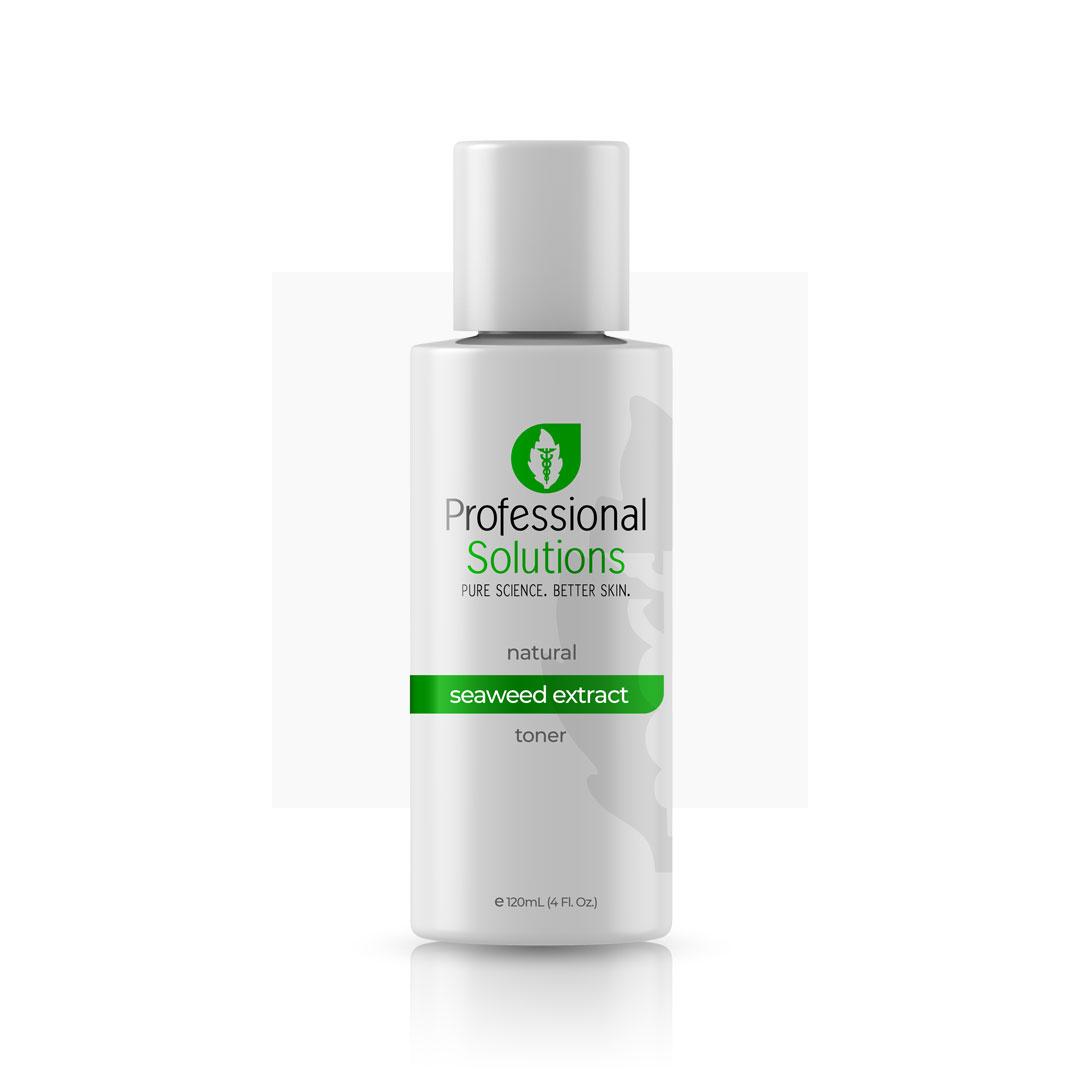 Professional Solutions Natural Seaweed Extract Toner - Тоник с натуральным экстрактом морских водорослей | DoctorProffi.ru
