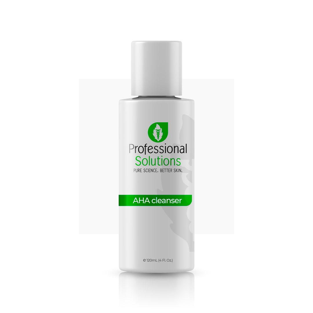 Professional Solutions AHA 10% Cleanser - Очищающее средство с альфа-оксикислотами | DoctorProffi.ru