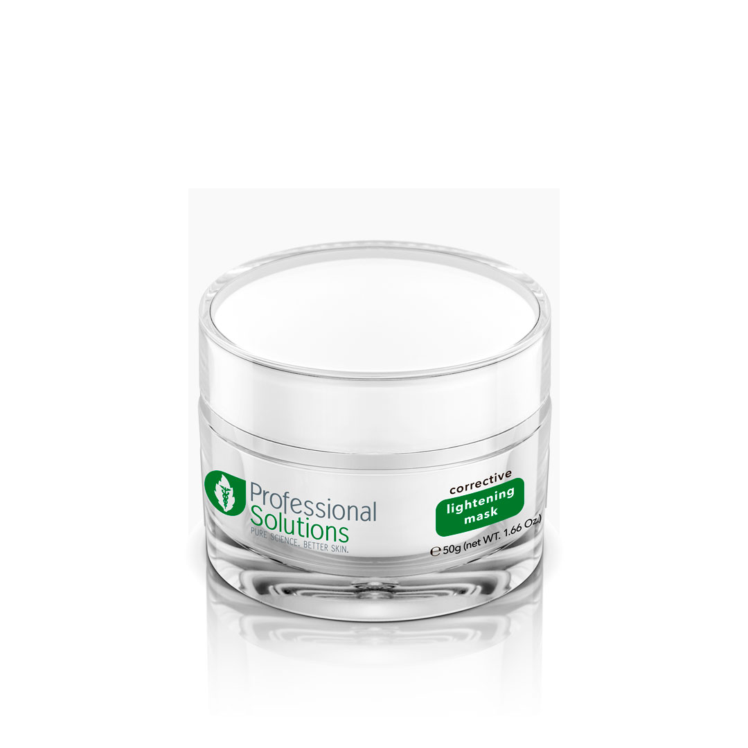 Professional Solutions Corrective Lightening Mask - Осветляющая маска | DoctorProffi.ru