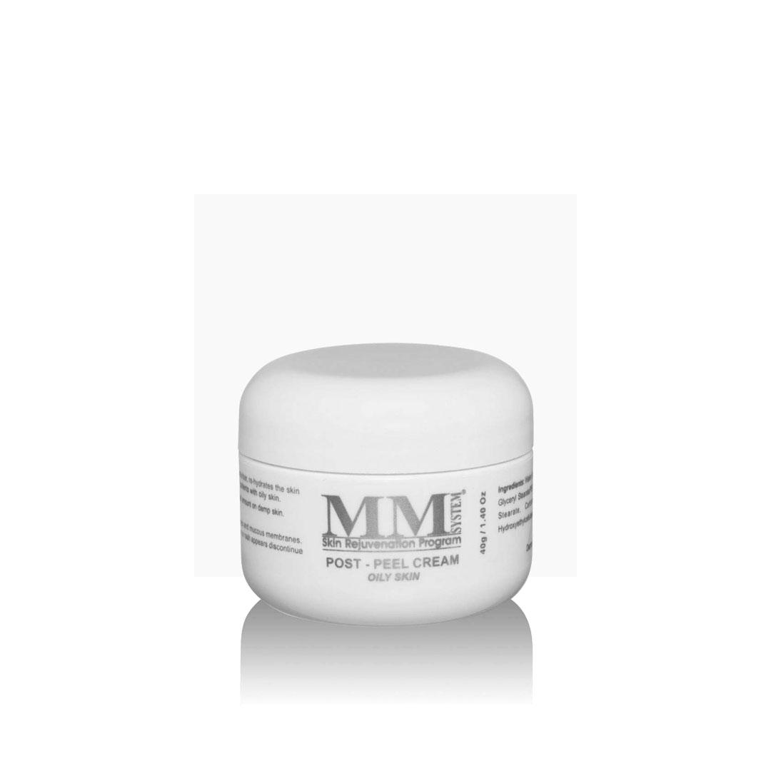 Mene & Moy System Post Peel Crеam for Oily Skin - Крем после пилинга для жирной кожи | DoctorProffi.ru