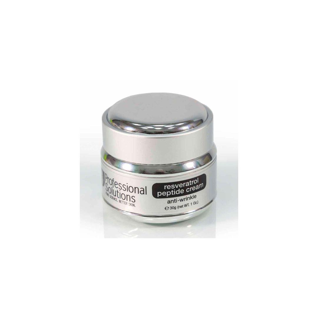 Professional Solutions Resveratrol Peptide Cream  Anti-Wrinkle - Антиоксидантный крем против морщин | DoctorProffi.ru