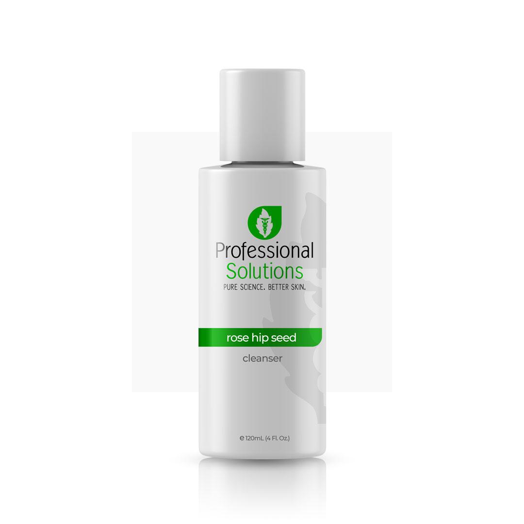 Professional Solutions Rose Hip Seed Cleanser - Очищающее средство с семенами плодов шиповника | DoctorProffi.ru