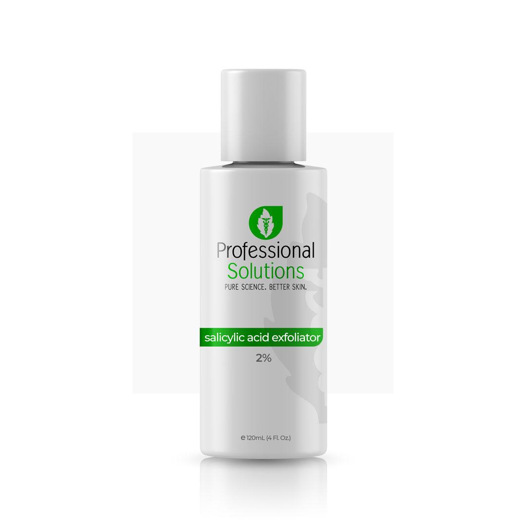 Professional Solutions Salicylic Acid Exfoliator 2% - Отшелушивающее средство с салициловой кислотой 2%   DoctorProffi.ru