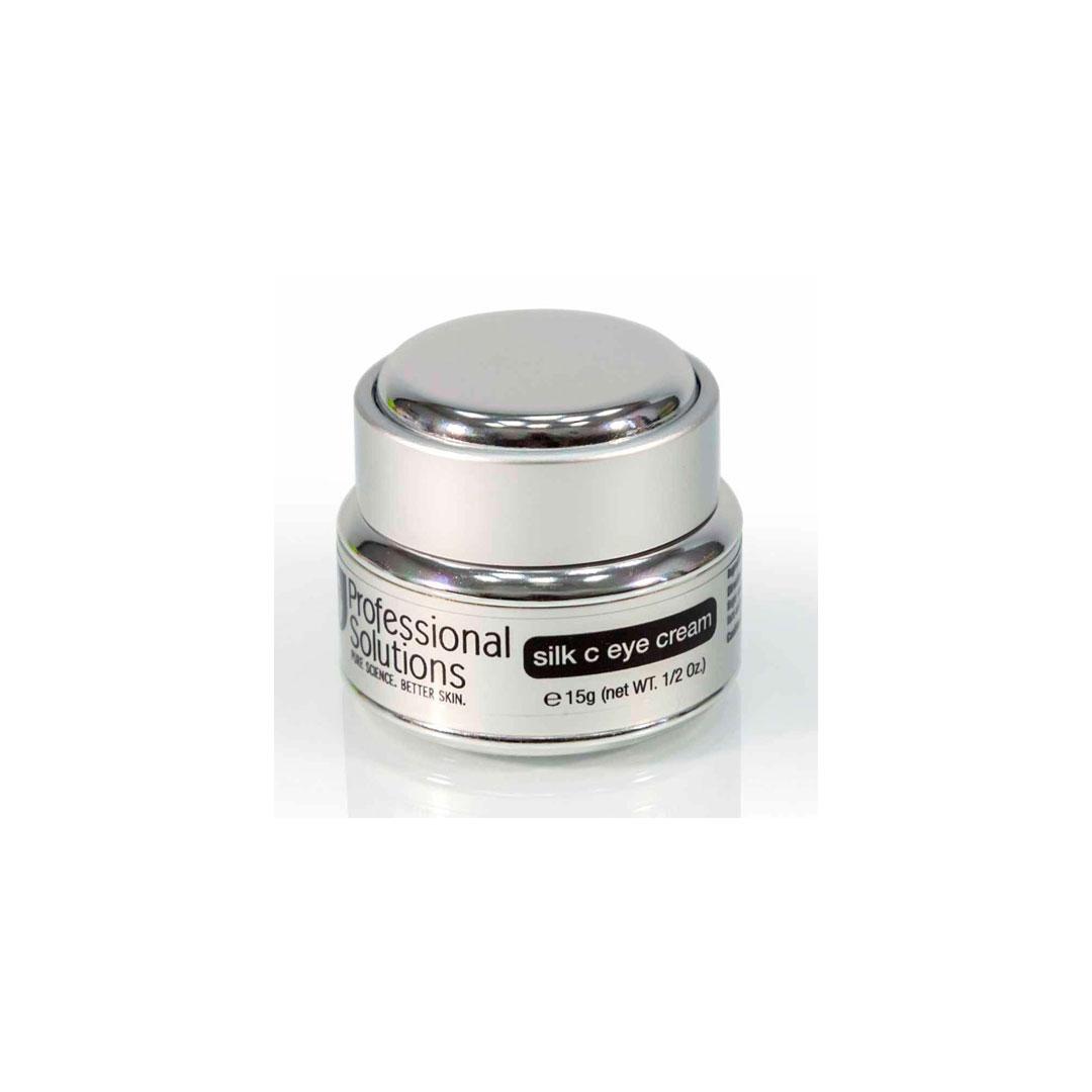 Professional Solutions Silk C Eye Cream - Шелковистый крем с витамином С для кожи вокруг глаз | DoctorProffi.ru