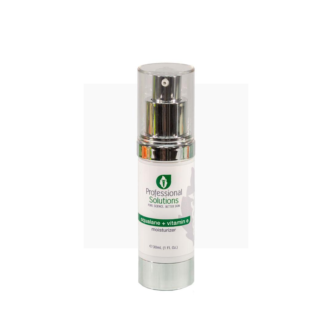 Professional Solutions Squalane + Vitamin E Moisturizer - Сквалан с витамином Е | DoctorProffi.ru