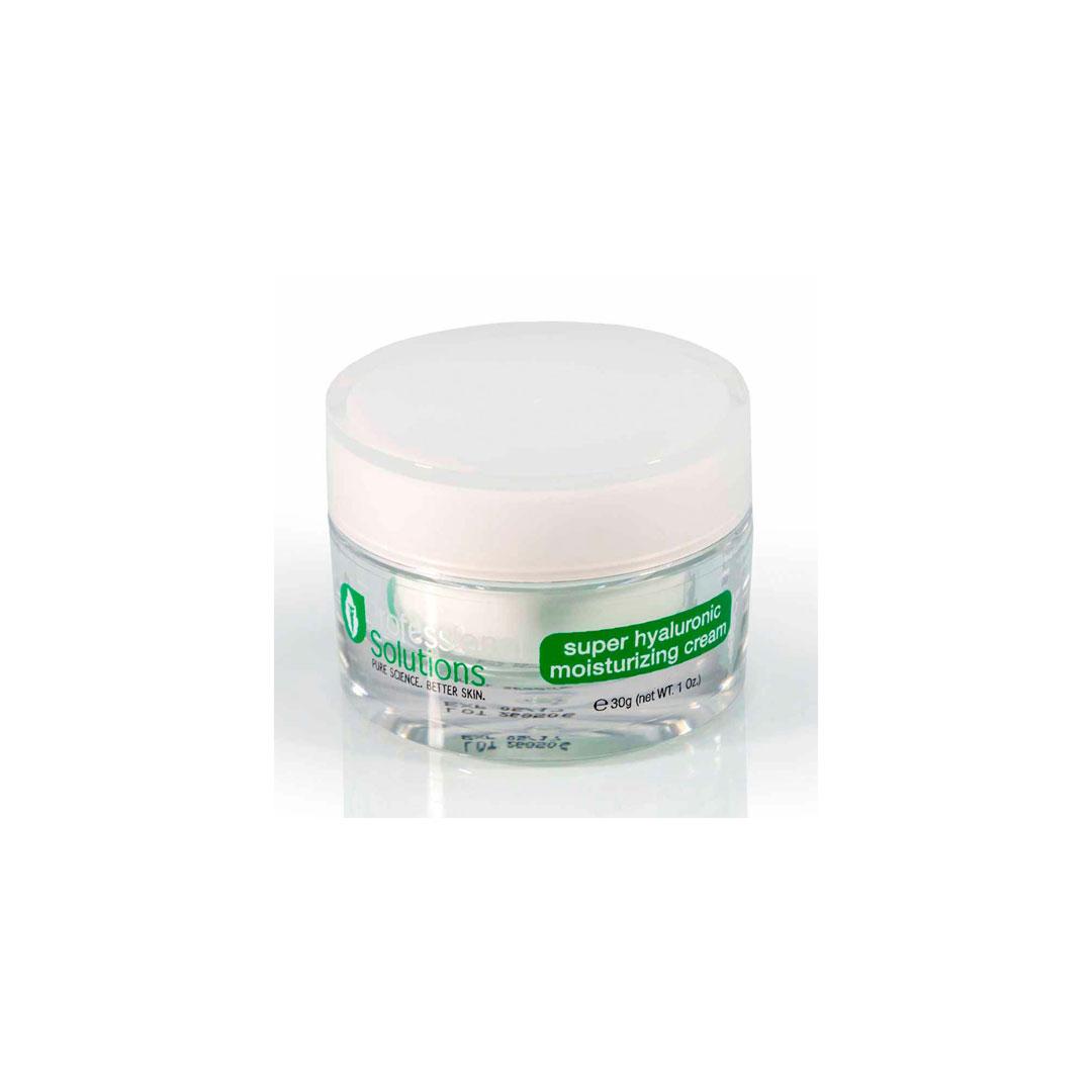 Professional Solutions Super Hyaluronic Moisturizing Cream - Суперувлажняющий крем с гиалуроновой кислотой | DoctorProffi.ru