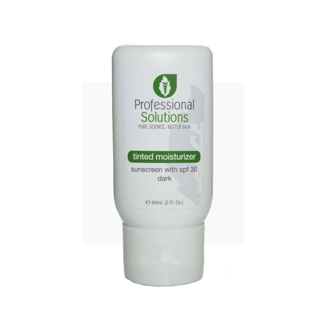 Professional Solutions Tinted Moisturizer Sunscreen SPF 30 (Dark) - Тонирующий солнцезащитный крем SPF 30 (DARK) | DoctorProffi.ru