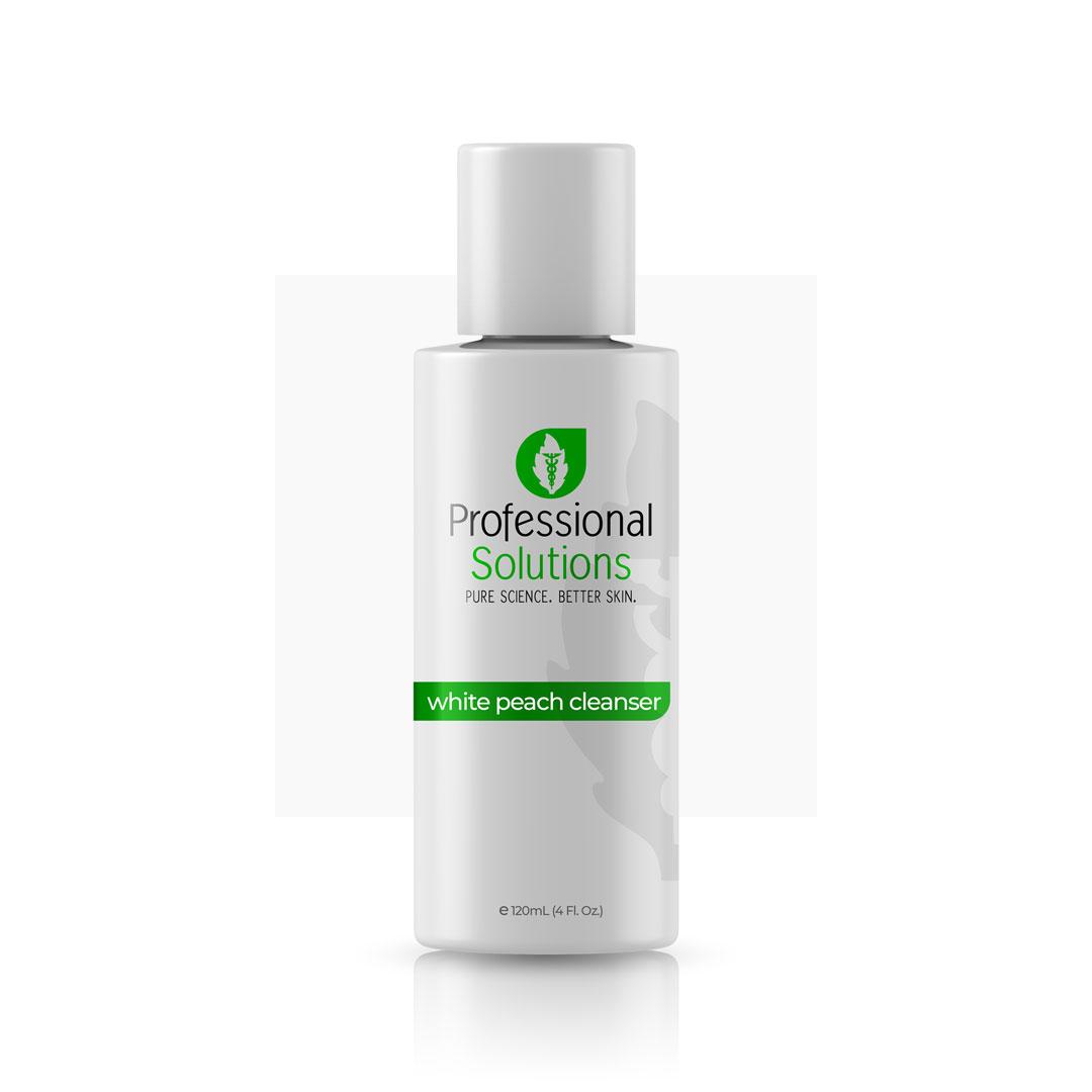 "Professional Solutions White Peach Cleanser - Очищающее средство ""Белый персик"" | DoctorProffi.ru"