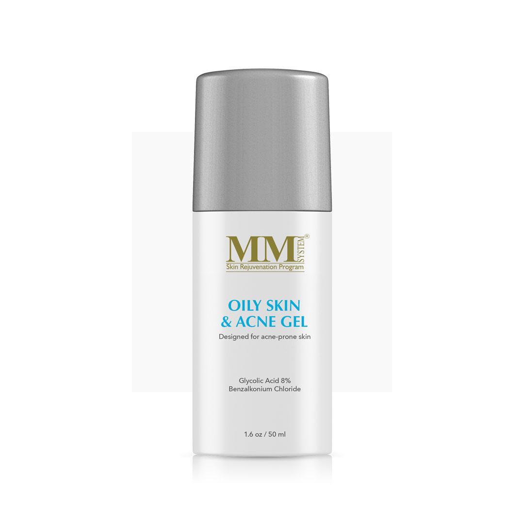 Mene & Moy System Acne & Oily Skin Gel - Гель для жирной и проблемной кожи   DoctorProffi.ru